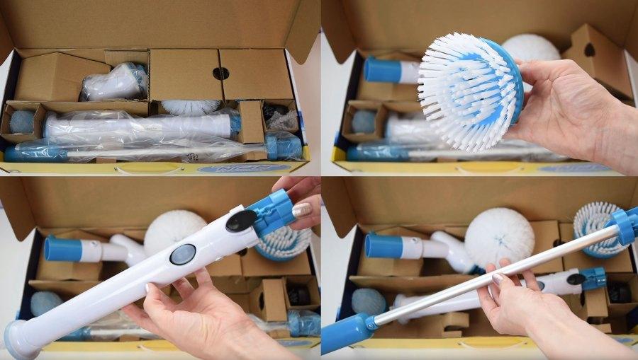 Щетка Cleaning Tool для уборки: Отзывы