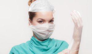 Клининг в больнице