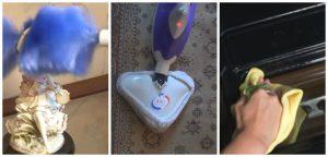 Электрощетки для уборки