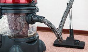 Пылесос с аквафильтром с влажной уборкой