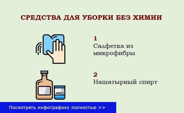 Клининг без химии