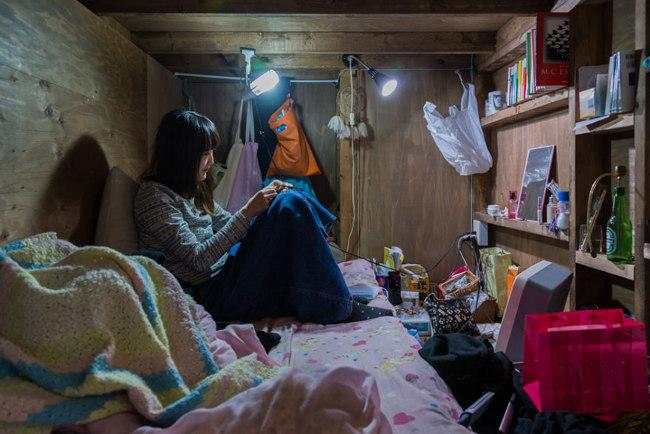 Япония проблема жилья