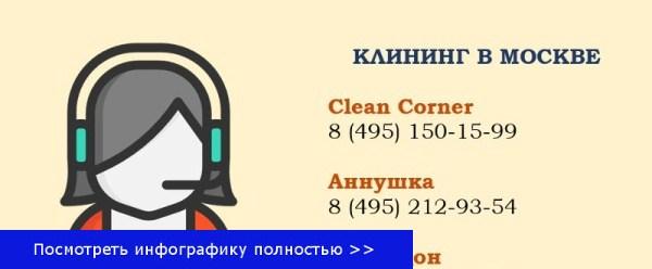 Клининг в Москве
