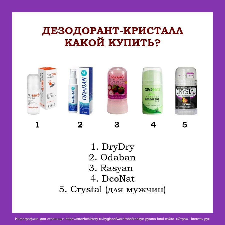 дезодорант драй драй