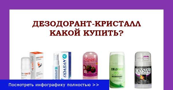 дезодорант одабан