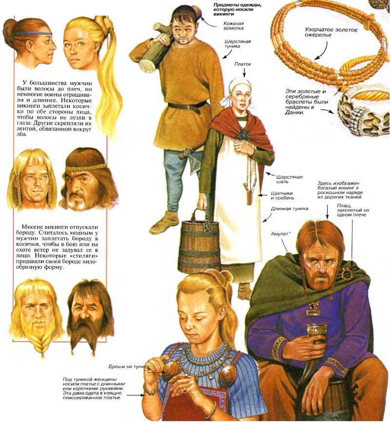 15 интересных фактов о викингах: Здоровье и гигиена ...  Скандинавы Викинги