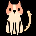 Расчесанные болячки у кошки